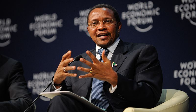 File:Jakaya Kikwete - Partnerships for Development - World Economic Forum on Africa 2011 - 2.jpg