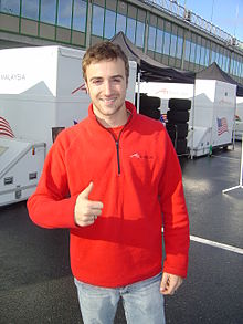 Description de l'image James Hinchcliffe.JPG.