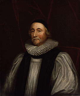 James Ussher, Archbishop of Armagh James Ussher by Sir Peter Lely.jpg