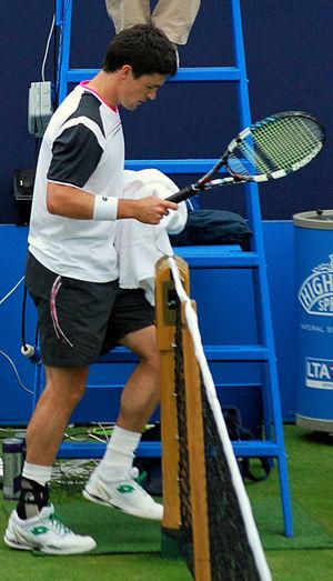 Jamie Baker (tennis) - Image: Jamie Baker (tennis)