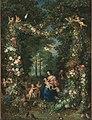 Jan Bruegel the Elder - Heilige Familie in einem Blumen- und Früchtekranz.jpg