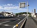 Japan National Route 9 near Naka-Yoshidacho Crossroads (south).jpg