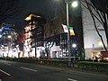 Japan and Ireland? flags in Omotesando.jpg