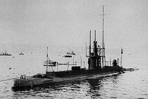 파 호제6 잠수함