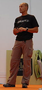 Radek Jaroš Czech mountain climber