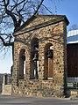 Jasienica Rosielna, kościół Niepokalanego Poczęcia Najświętszej Maryi Panny, dzwonnica (HB10).jpg