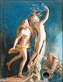 Jean-Étienne Liotard - Apollo en Daphne, naar het beeld van Gianlorenzo Bernini in de Borghese verzameling te Rome.jpg
