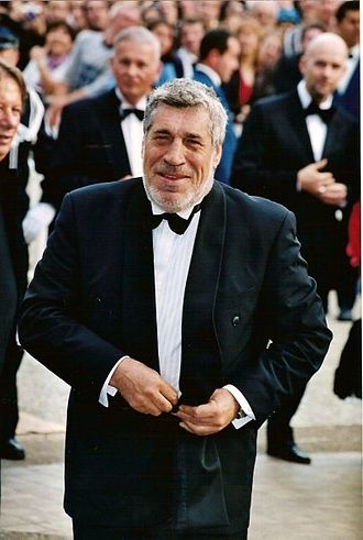 Jean-Pierre Castaldi - Jean-Pierre Castaldi at the 2002 Cannes Film Festival