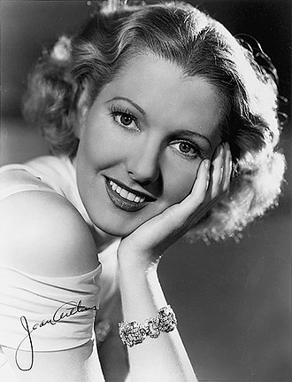 Jean Arthur - Publicity photo mid-1930s