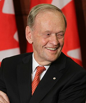 20th G7 summit - Image: Jean Chrétien 2010