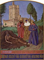 Jean Fouquet - Job and his False Comforters - WGA08033.jpg