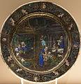 Jean de Court - Assiette - Scènes de la vie de Joseph (émail peint sur cuivre, Limoges, 1565) - 3.jpg