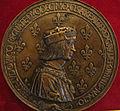 Jean perréal, medaglia con luigi XII di francia, 1500.JPG