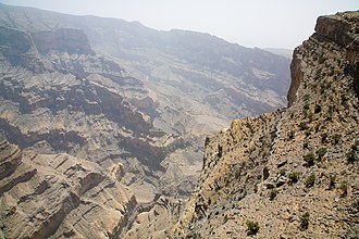 Jebel Shams - Image: Jebel Shams