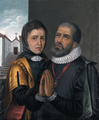 Jerónimo Bravo e Isabel de Almeida (c. 1880-90) - António José Pereira.png