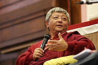 Lama Jigme Rinpoche (Kagyu)