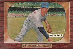 Jim Brosnan - Image: Jim Brosnan