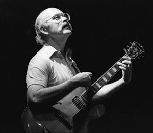 Jim Hall (musician) - Jim Hall at Keystone Korner, San Francisco 10/29/80.
