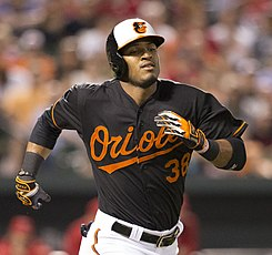 Jimmy Paredes on May 15, 2015.jpg
