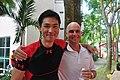 Jimmy Taenaka at an Ulu Pandan Youth Community Day, Singapore - 20081130 (original).jpg