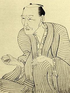 image of Jippensha Ikku from wikipedia