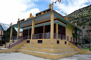 Jispa - Jispa Monastery