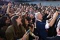 Joe Biden taking selfie at University of Illinois.jpg
