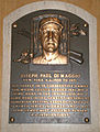 Joe DiMaggio Plaque.JPG