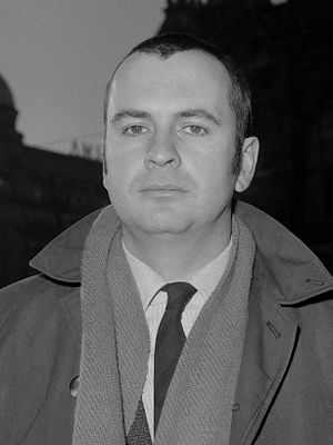 Johan van der Keuken - Johan van der Keuken in 1965