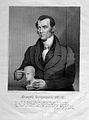 Johann Caspar Spurzheim. Lithograph by J.H. Bufford after A. Wellcome L0025128.jpg