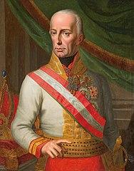 Kaiser Franz I. (II.) von Österreich
