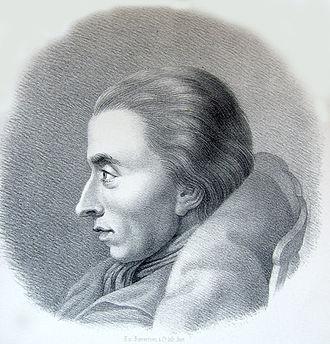 Johannes Ewald - Johannes Ewald (artist unknown)