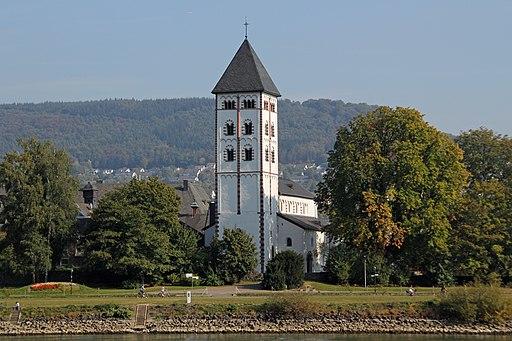 Johanniskirche Lahnstein 2011
