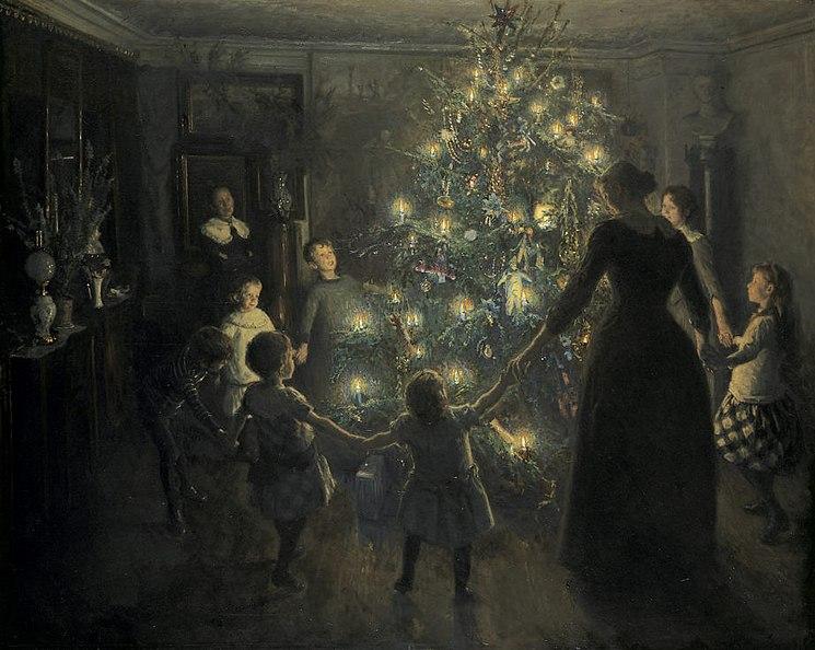 File:Johansen Viggo - Radosne Boże Narodzenie.jpg