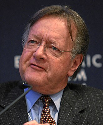 John Quelch - Quelch during the WEF 2011