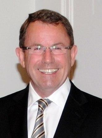 2010 Auckland mayoral election - Image: John Banks