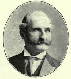 John Barr (Canadian politician) - Image: John Barr