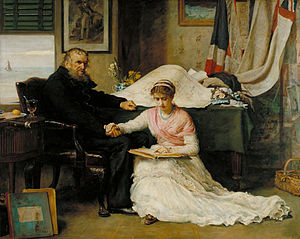 The North-West Passage - Image: John Everett Millais The North West Passage Google Art Project