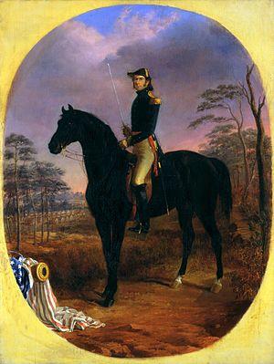 John Hartwell Cocke - John Hartwell Cocke of Bremo (1859, Edward Troye)