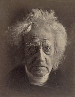 John Herschel by Jula Margaret Cameron, Abril 1867.jpg