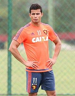 Johnathan Aparecido da Silva Brazilian footballer