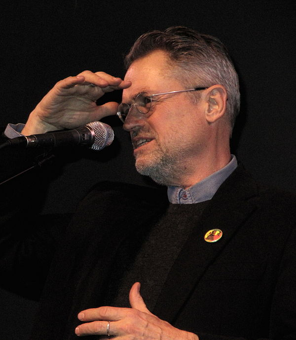 Photo Jonathan Demme via Wikidata