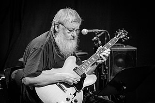 Jon Eberson Norwegian jazz guitarist