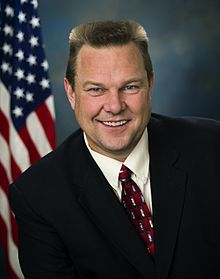 Portrait officiel de Jon Tester.