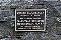 Joseph Jacobberger Country House NRHP plaque.jpg