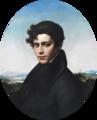 Joseph Karl Stieler - Maximilian Joseph, Duke in Bavaria.png