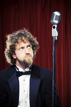 300px Josh Blue by Bryce Boyer Josh Blue History And Career