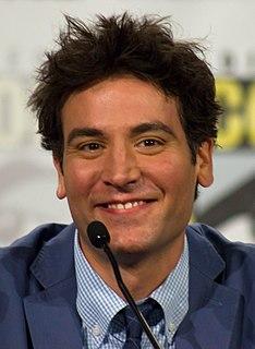 Josh Radnor American actor, director, producer, and screenwriter