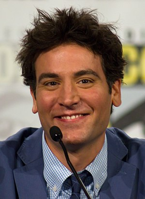 Josh Radnor - Radnor at the 2013 Comic-Con
