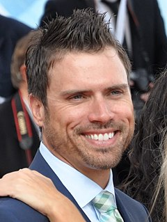 Joshua Morrow American actor